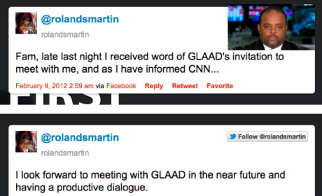 Roland Martin to Meet With GLAAD in Wake of CNN Suspension