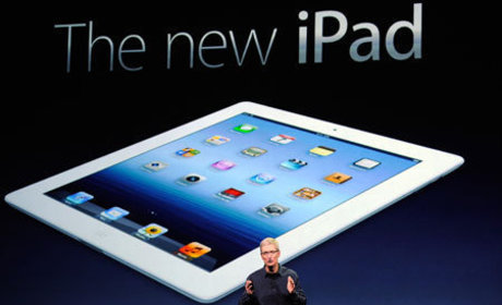 The New iPad: Unveiled, Apparently Even Awesomer