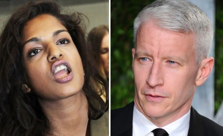 M.I.A., Anderson Cooper Trade Barbs on Twitter Over Civil War in Sri Lanka