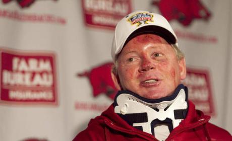 Bobby Petrino, Arkansas Football Coach, Admits to Affair with Employee