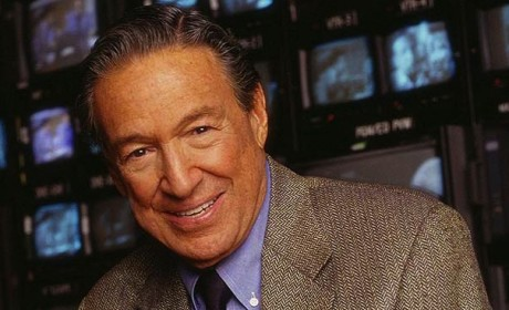 Mike Wallace, CBS News Legend, Dies at 93