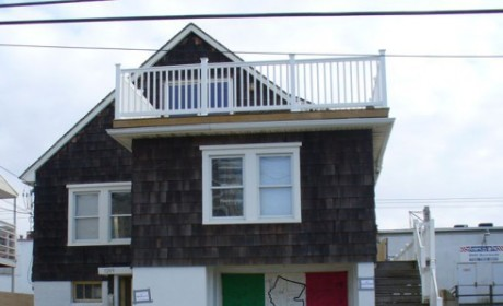 Jersey Shore House: Trashed By Vandals!
