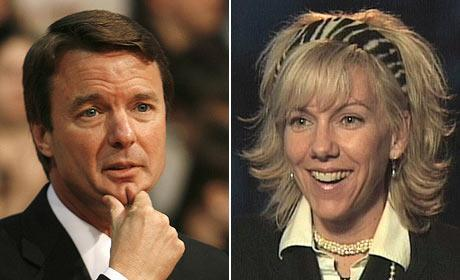 "Aide: John Edwards Called Rielle Hunter ""Crazy Slut,"" Said There Was ""1-in-3"" Chance Baby Was His"