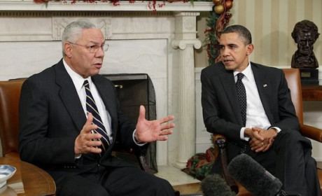 Colin Powell Endorses Gay Marriage (But Not Obama)