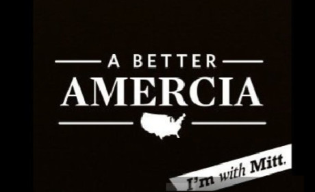 "Mitt Romney iPhone App Promises Better ""Amercia"""