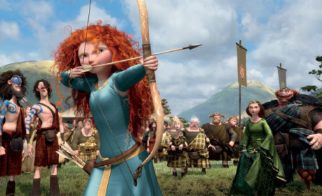 Brave Wins Box Office for Pixar, Females Everywhere