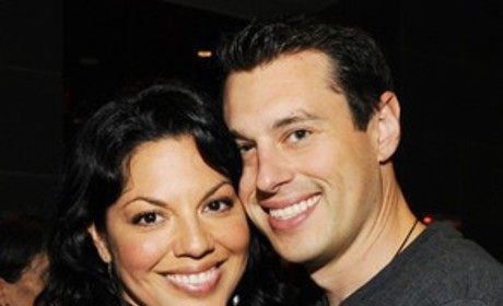 Sara Ramirez and Ryan Debolt: Married!
