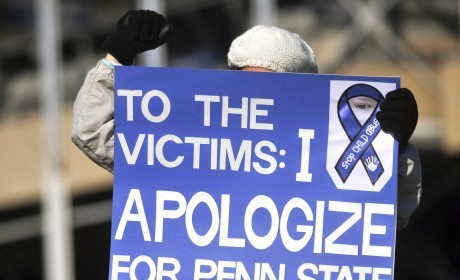 Penn State Hit with Major Sanctions, Joe Paterno Loses All-Time Wins Record