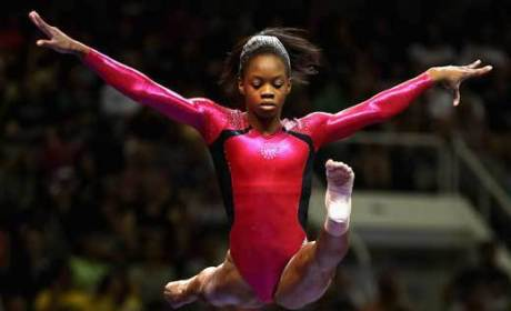 Gabby Douglas Wins Gymnastics Gold, Aly Raisman Falls to Fourth
