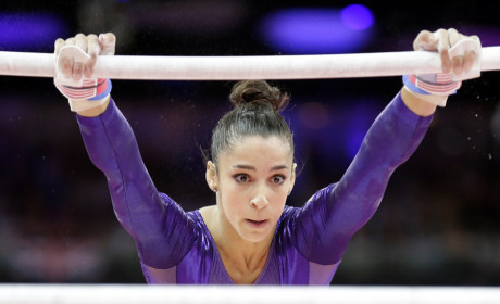 Aly Raisman: Screwed Out of Bronze Medal?