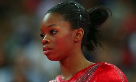 Gabby Douglas on Uneven Bars: How'd She Do?