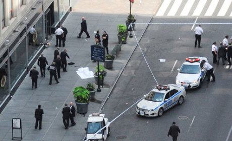 Michael Bloomberg Issues Statement on Empire State Building Shooting