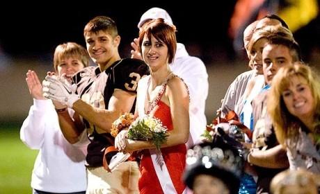 Whitney Kropp, Bullied Michigan Teen, Shines as Homecoming Princess