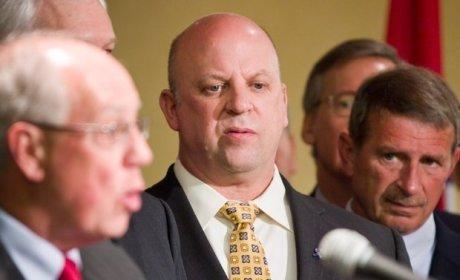 Scott DesJarlais, Pro-Life Congressman, Pressured Mistress to Get an Abortion