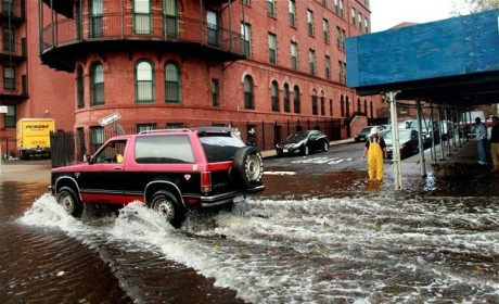 NBC To Air Superstorm Sandy Telethon