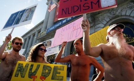 Public Nudity Ban Under Consideration in San Francisco