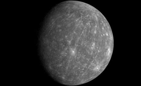 Water on Mercury Found, NASA Announces