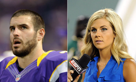 Christian Ponder and Samantha Steele: Engaged!