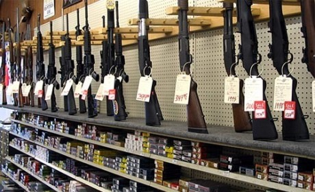Gun Sales Spike in Virginia and Colorado
