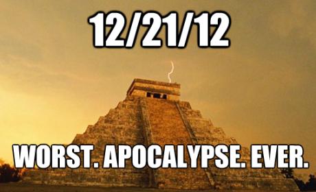 Mayan Calendar: Totally Way Off!
