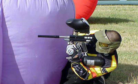 Teen Shot Dead After Paintball Game Argument