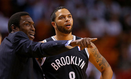 Avery Johnson: Fired by the Nets!