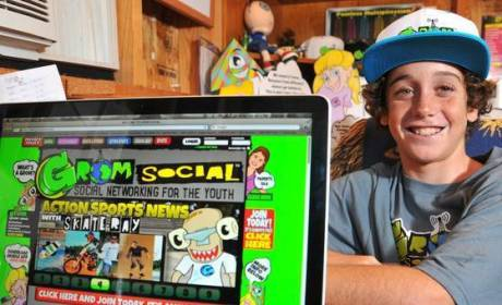 Grom Social: Zachary Marks Starts Social Network After Parents Ban Him From Facebook