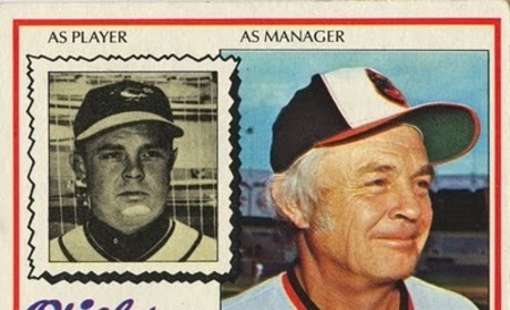 Earl Weaver Dies; Hall of Fame Manager was 82