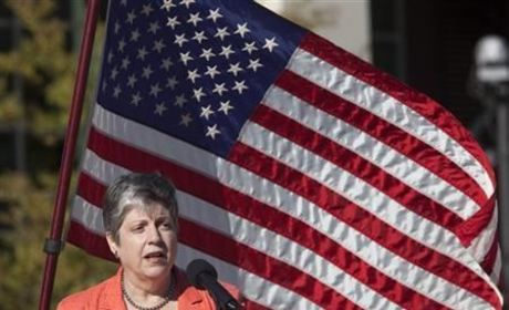 """Janet Napolitano Warns of """"Cyber 9/11,"""" Imminent Domestic Threat"""