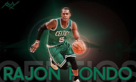 Rajon Rondo Tears ACL, Effectively Ends Celtics Season