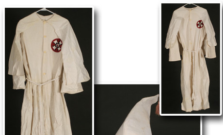 KKK Robes in Class Stir Debate, Outrage