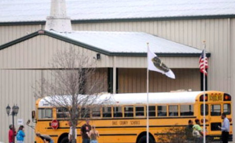 School Bus Driver Shot in Alabama, Hostage Situation Continues