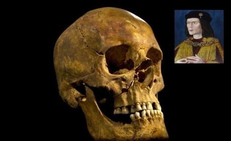 King Richard III: Found in Parking Lot!
