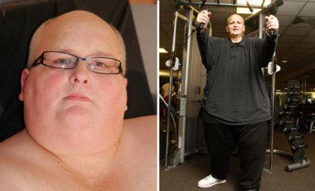 World's Fattest Man Sheds 644 Pounds [Photos]