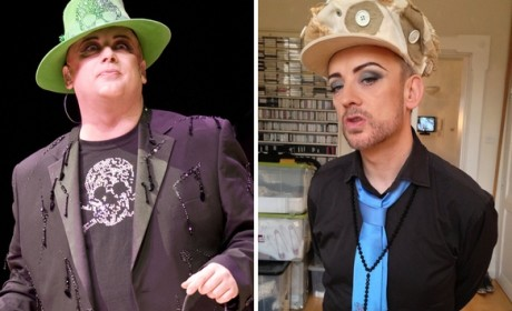 Boy George Weight Loss: All About Portion Control!