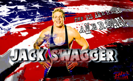 Jack Swagger Arrested for Pot Possession, DUI