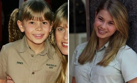 Bindi Irwin at 14: Crocodile Hunter's Daughter Grows Up Fast