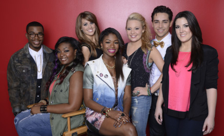 What was your favorite performance from the American Idol Top 7?