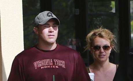 David Lucado and Britney