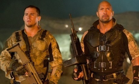 G.I. Joe 3 Announced: Yo Joe!