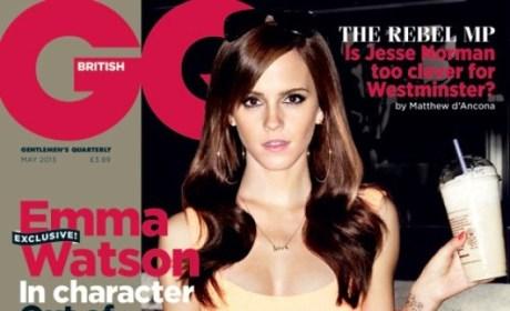 Emma Watson GQ Cover: HOT!