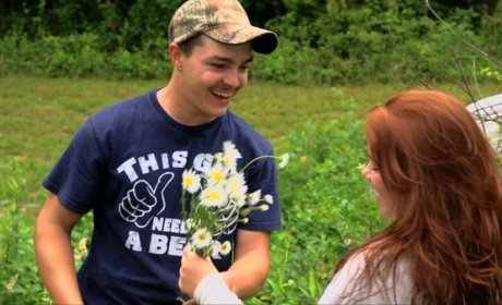 Shain Gandee on Buckwild