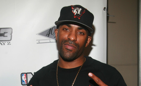 DJ Clue Arrested for Possession of Pills