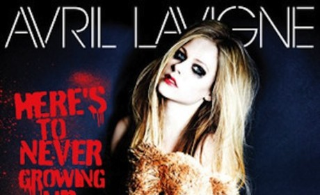Avril Lavigne: Nude on New Single Cover!