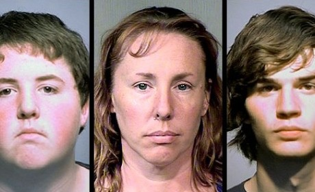Gibson Family Murder: Mom, Son Arrested For Killing Dad