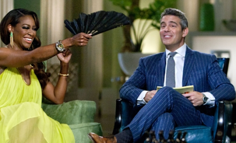The Real Housewives of Atlanta Reunion Recap, Part I: Kill the Fan!