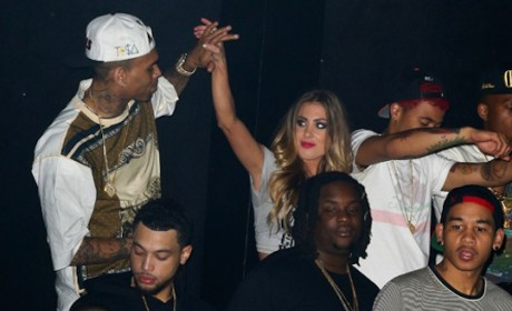 Keisha Kimball Denies Role in Chris Brown-Rihanna Split, Interest in Black Guys