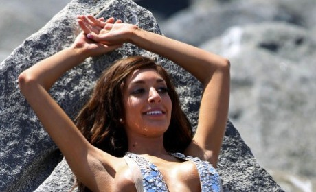 Farrah Abraham Bikini Picture