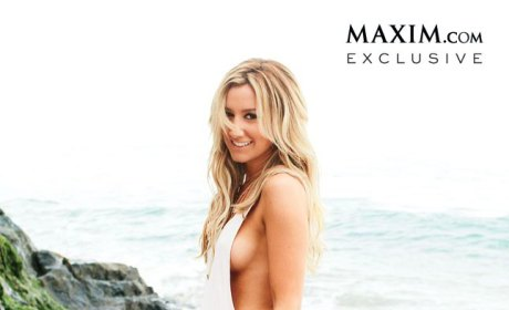 Ashley Tisdale Maxim Pic