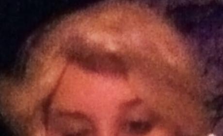 Amanda Bynes Selfie